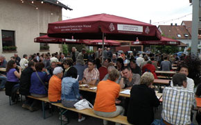 Weinfest in Dürrenzimmern