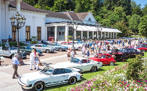 44. Internationales Oldtimer Meeting in Baden-Baden
